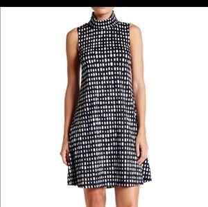 Julie Brown NYC Sleeveless Turtleneck Dress